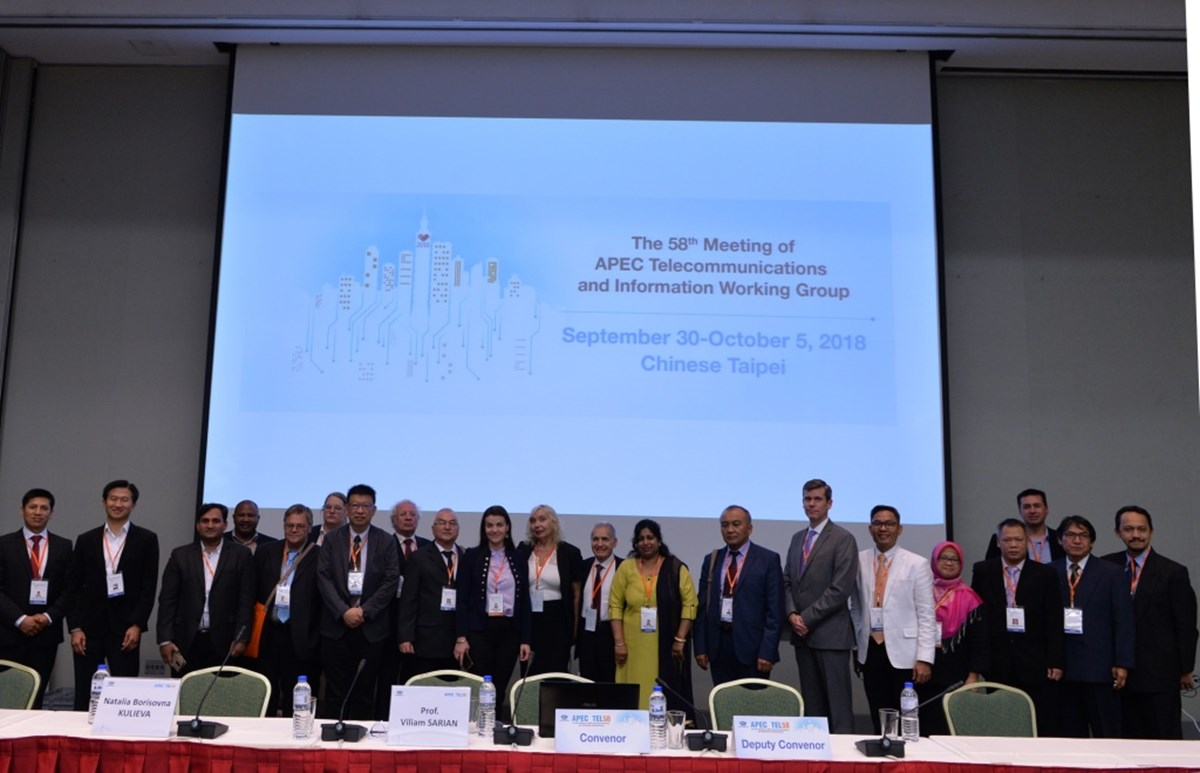 EPCC attends the APEC TEL 58 - Featured Image