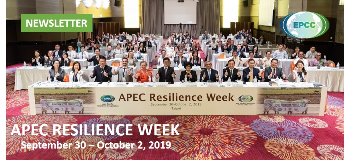 APEC Enhancing Regional Resilience of the Whole Society on Plant Back Better Initiative - Featured Image